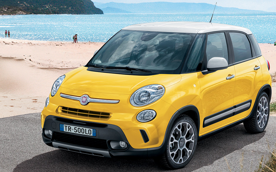 fiat 500l trekking monospace citadin fiat. Black Bedroom Furniture Sets. Home Design Ideas