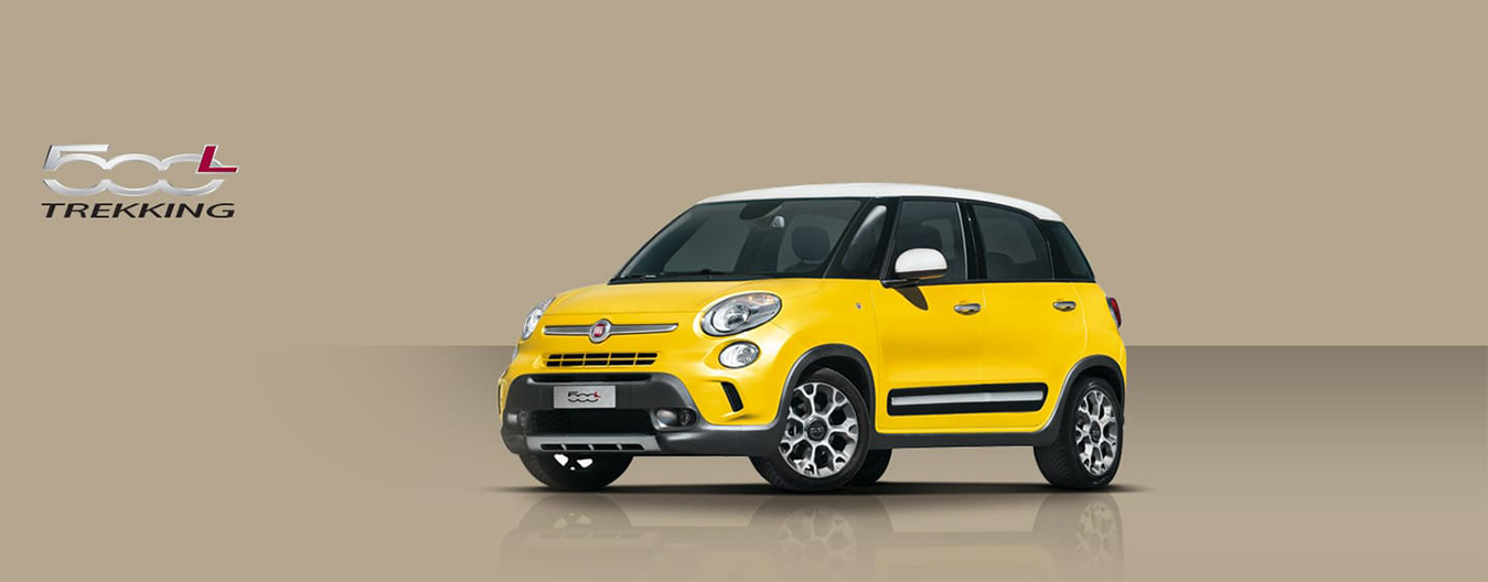moteur fiat 500l trekking motorisation essence diesel fiat. Black Bedroom Furniture Sets. Home Design Ideas