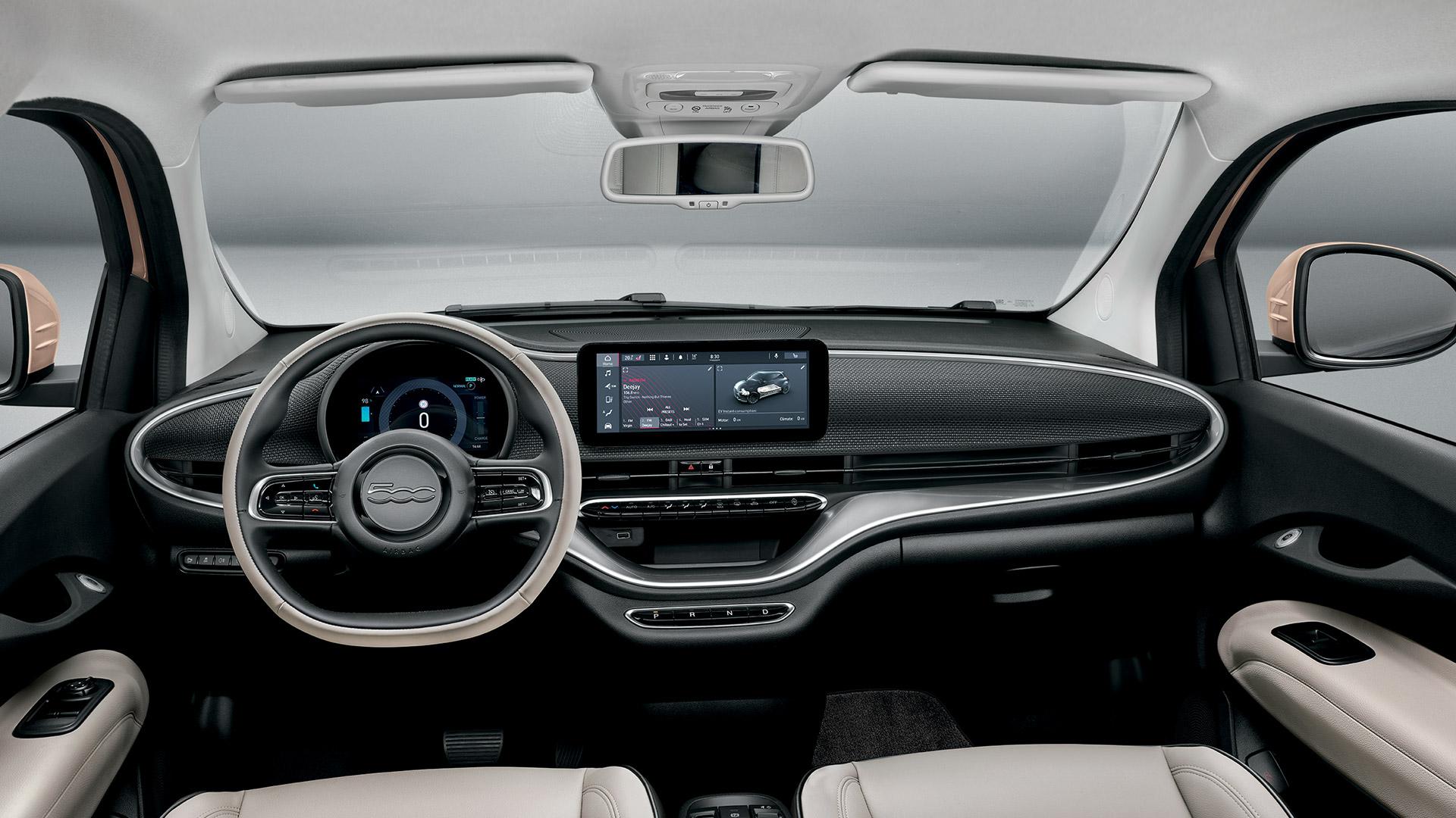 Nouvelle 500 3 1 La Prima Voiture Electrique Fiat Fr