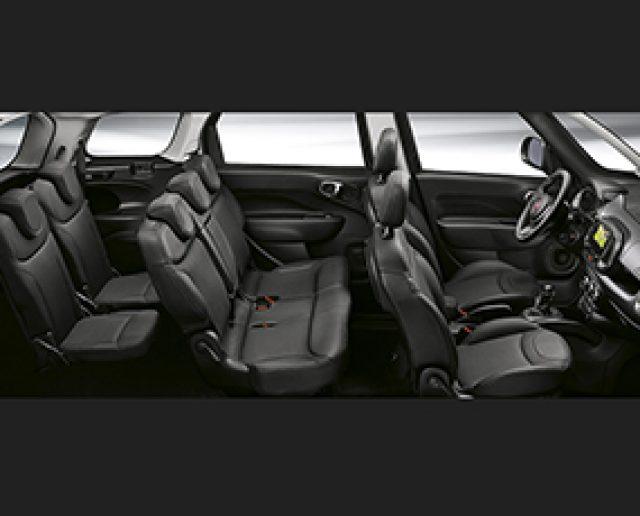Fiat 500 7 Places Voiture Galerie