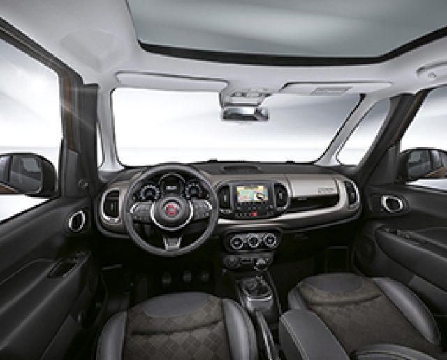 Photos Fiat 500L   Images Officielles   Monospace