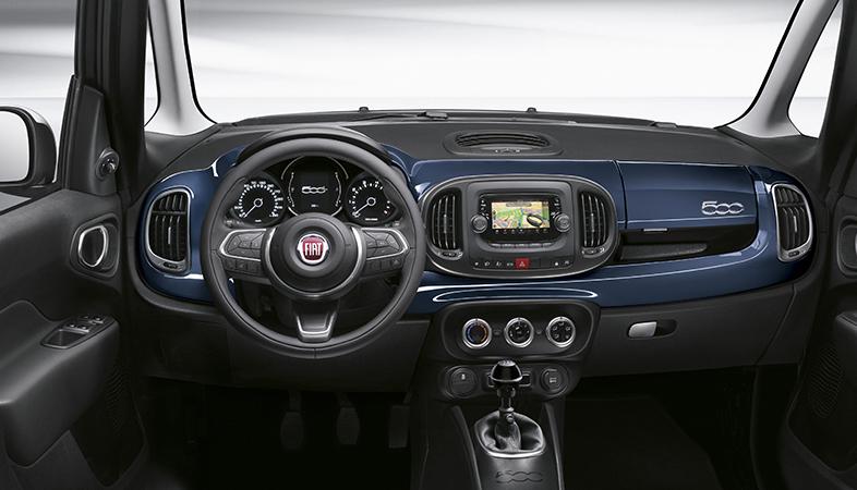 Crossover Fiat 500L | La voiture Familiale | Fiat