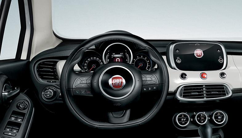 Fiat 500x Look Urbain Crossover Urbain Fiat