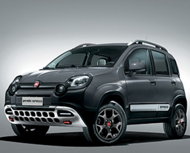 prix fiat panda 4x4 cross neuve voiture galerie. Black Bedroom Furniture Sets. Home Design Ideas