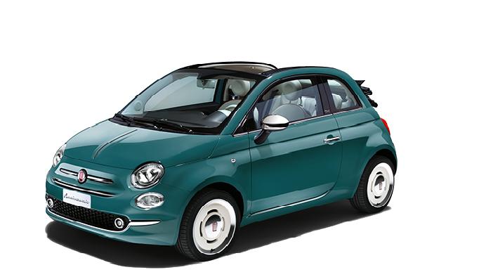 Bien-aimé Fiat 500 | Niveaux de finition | Petite Citadine Fiat UV63