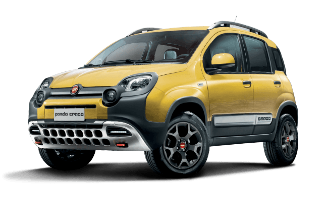 fiat panda cross petit suv fiat. Black Bedroom Furniture Sets. Home Design Ideas