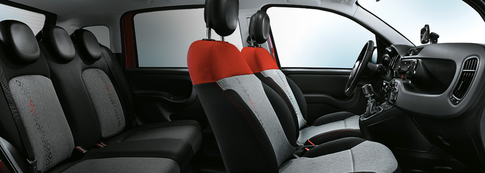 fiat panda voiture citadine consommation faible. Black Bedroom Furniture Sets. Home Design Ideas